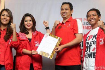 Mantan Atlet Bulutangkis Hariyanto Arbi Daftar Caleg PSI