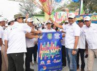 9000 Warga Dumai Antusias HadiriMillennial Road Safety Festival