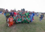 Partai Final KU-12 Piala walikota Dumai Tim PTPN 5 jadi jawara.