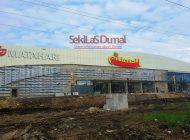 Pusat Perbelanjaan Perbelanjaan Modern Terbesar dan Terlengkap Di Dumai Segera Dibuka