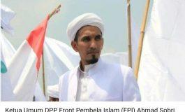 FPI Mendorong DPR Membentuk Undang - Undang Agar Koruptor Dihukum Potong Tangan Hingga Potong Leher