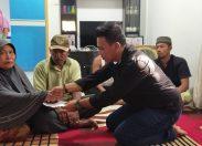 Karang Taruna Dan Seluruh Pemuda Kelurahan Batu Panjang, Menyalurkan Bantuan Korban Kebakaran