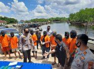 Warga Binaan Rutan Dumai Kendalikan Penyelundupan Orang Dibalik Jeruji Besi